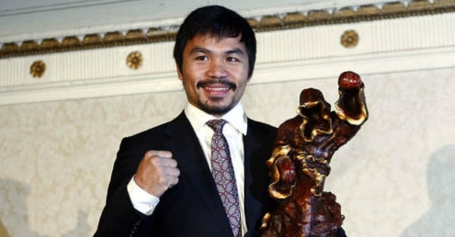 Manny Pacquiao Leaving Boxing to Focus on Family, Serve Filipino People