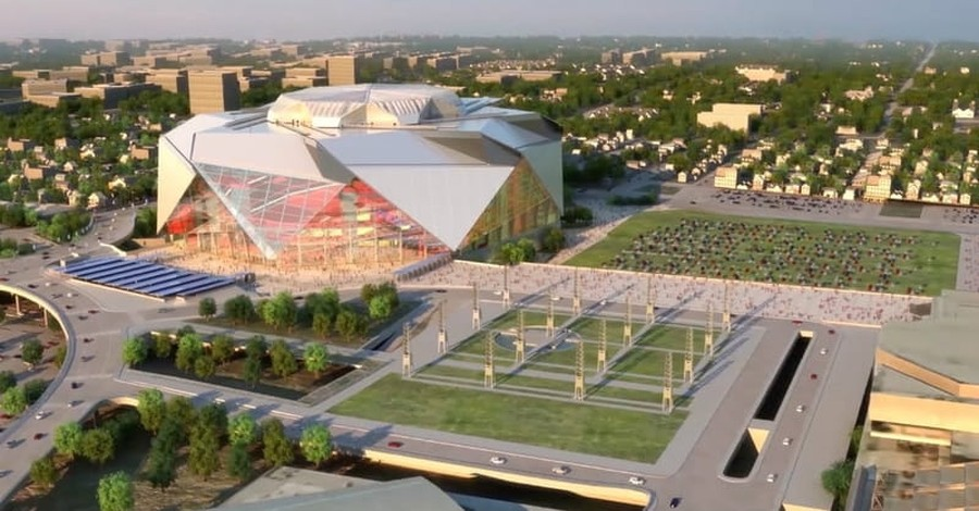 Georgia Religious Exemption Bill May Prevent Atlanta from Being Super Bowl Host City