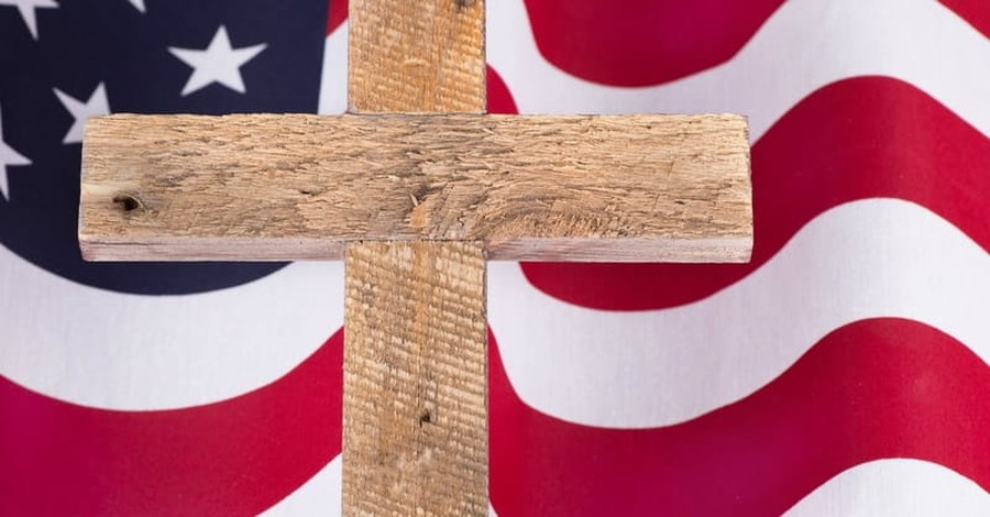 Atheists File Lawsuit against Pennsylvania County over Cross on Flag and Seal