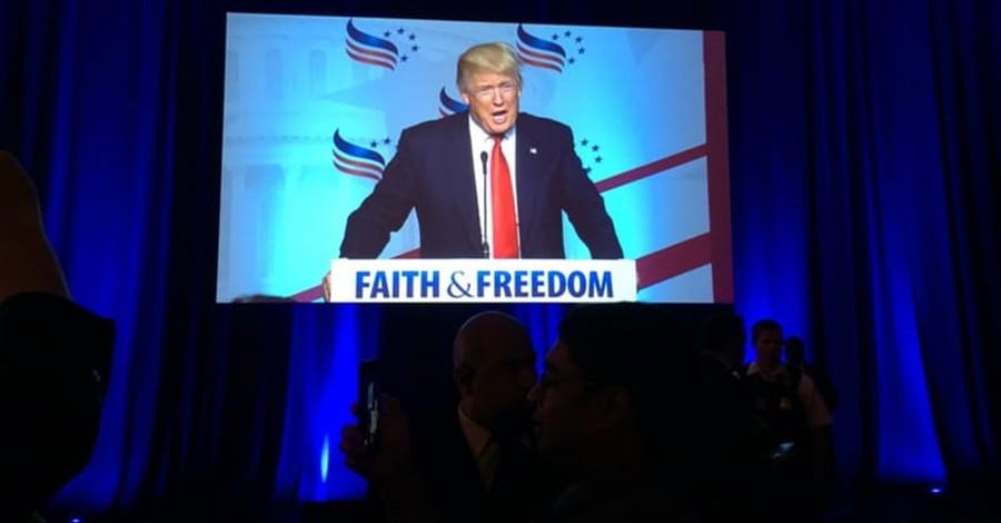Hispanic Southern Baptist Leaders Criticize Trump's Evangelical Advisory Board