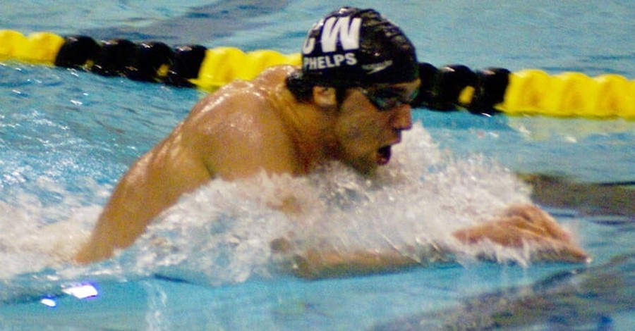 Did Olympic Swimmer Michael Phelps Give His Life to Christ?