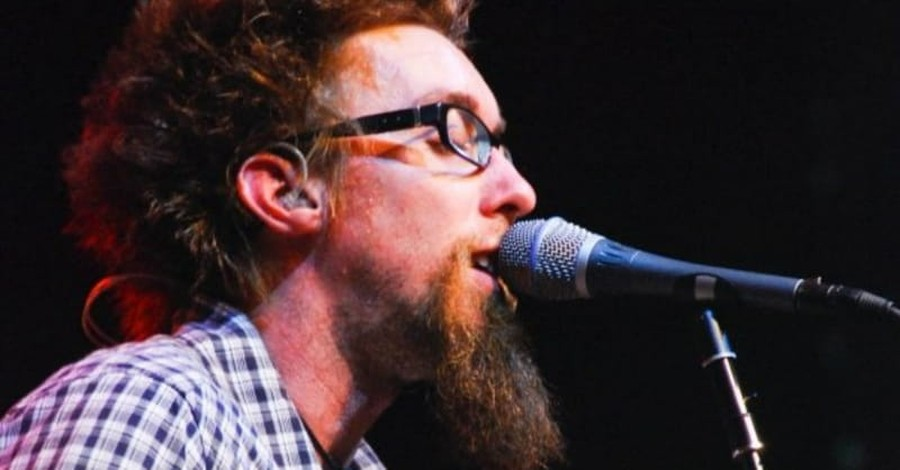 Christian Artist Crowder Performs Song 'Run Devil Run' on Fox & Friends
