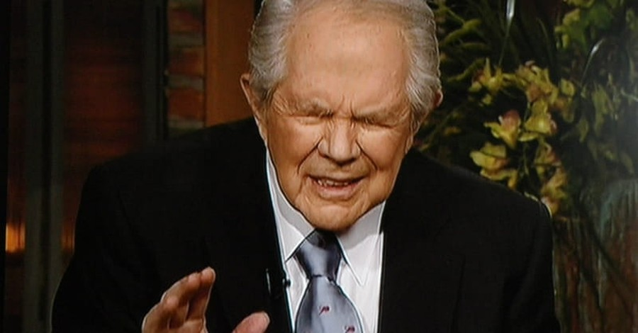 The Week: Pat Robertson Should Retire