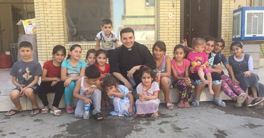 Displaced Iraqi Christians Await Return to Mosul with Bated Breath