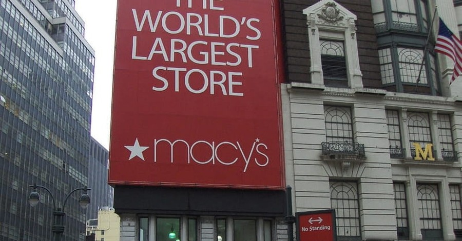 Macy's No Longer Gives Funds to Planned Parenthood