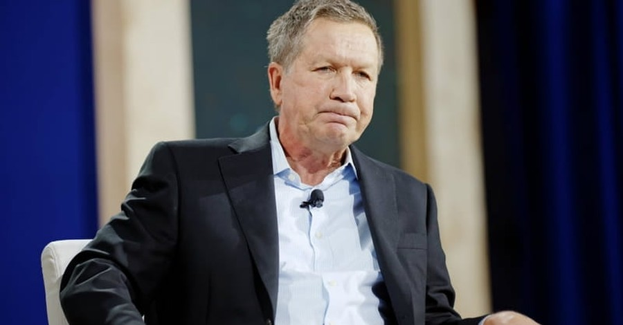 Ohio Gov. Kasich Vetoes Anti-Abortion 'Heartbeat' Bill