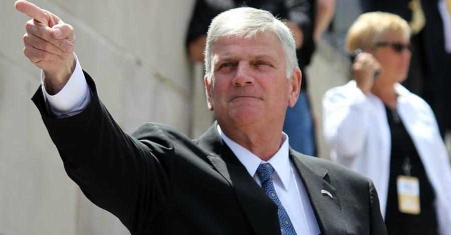 Trump Says Franklin Graham 'So Instrumental' in His Victory