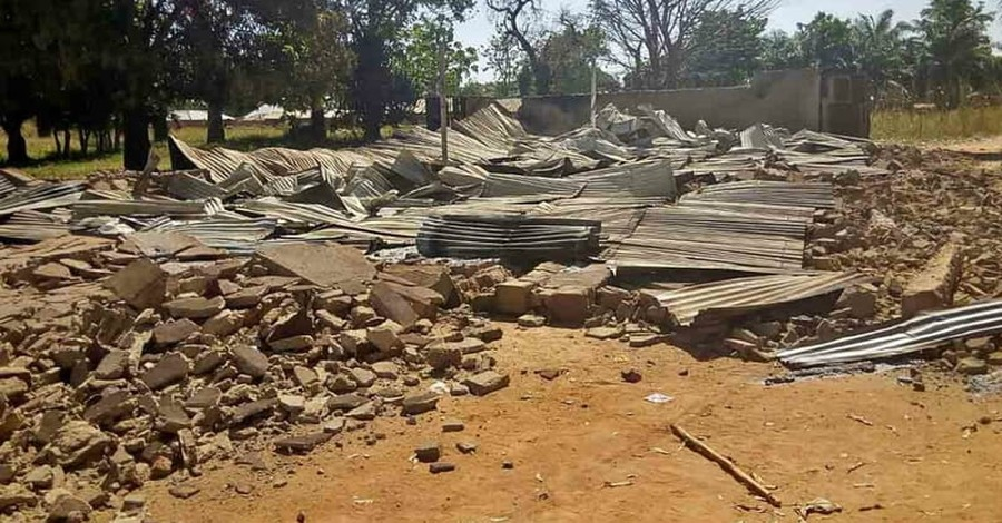 North Sudan: Government Demolishes Christian Church