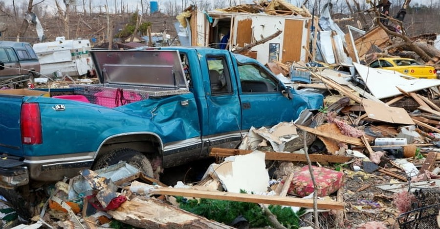 At Least 19 Killed in Floods, Tornadoes in Southern States