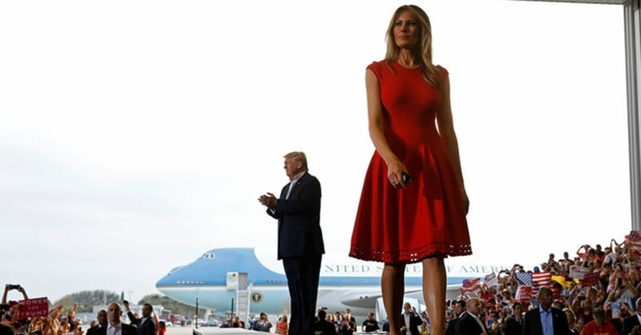 Let the First Lady Pray!