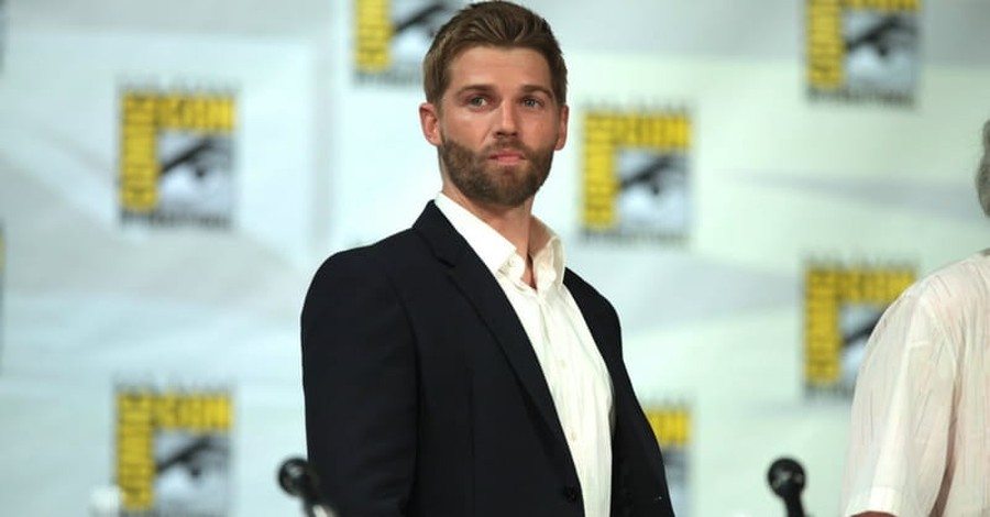'Case for Christ' Star Mike Vogel on His Role in the Film and How the Book Influenced Him