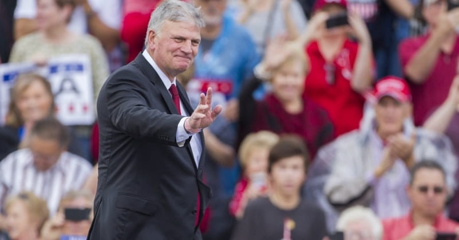 Franklin Graham Called Sanctuary Cities 'a Little Picture of Hell'