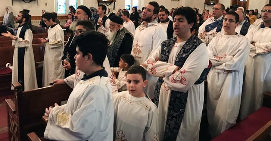 US Copts Pray, Raise Money for Victims of Egypt Church Bombings