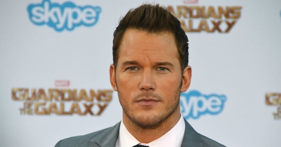 Chris Pratt Quotes Bible Verse in Post about His New Hollywood Star
