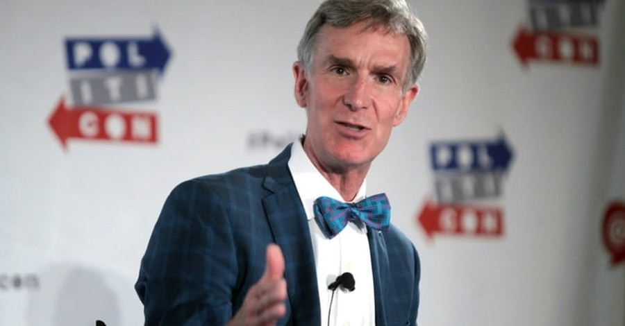 Bill Nye Criticized for Mocking Christian View of Sexuality in New Show