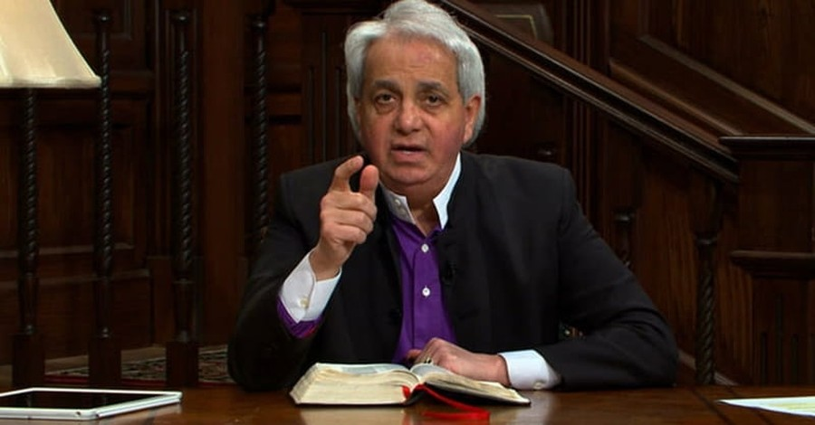 Government Officials Raid Home of Televangelist Benny Hinn