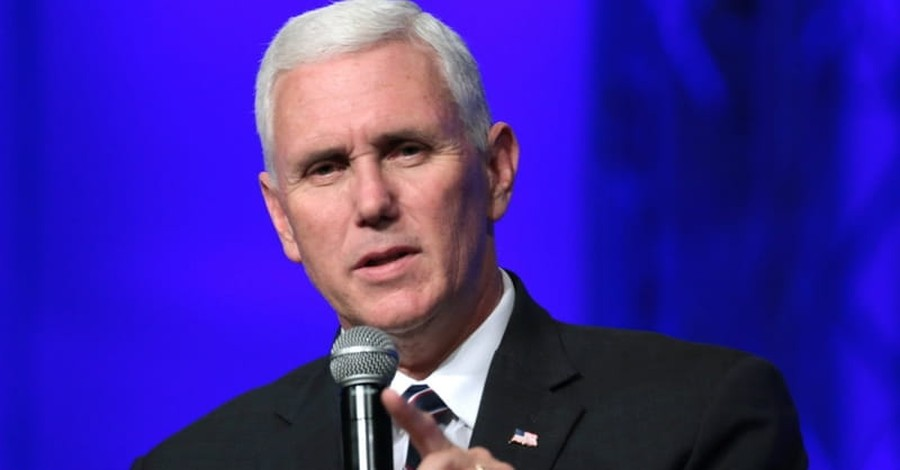 Pence Left Game after Players Knelt during Anthem