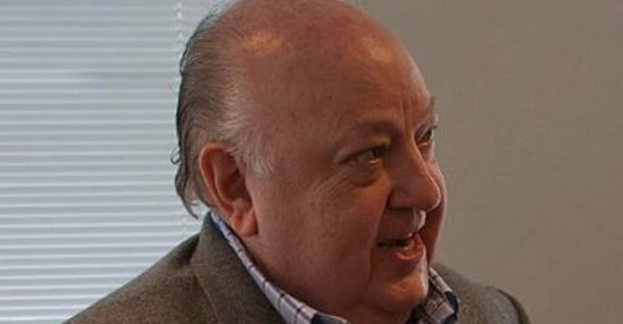 Former Fox News CEO Roger Ailes Dies