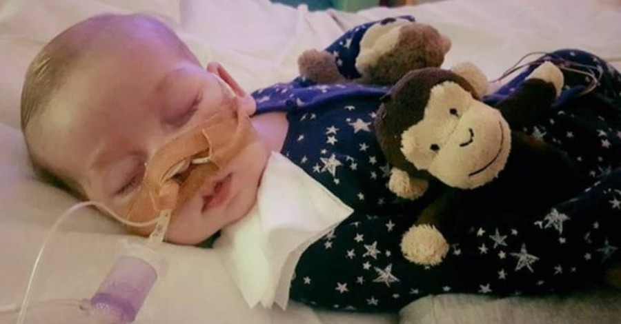 Charlie Gard's Parents Optimistic after Encouraging Medical Tests