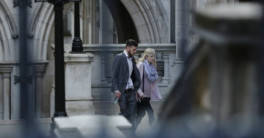 Charlie Gard Case Intensifies as Parents Storm out of Court Hearing