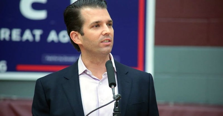 Donald Trump Jr. under Fire for Allegedly Accepting Campaign Help from Russia