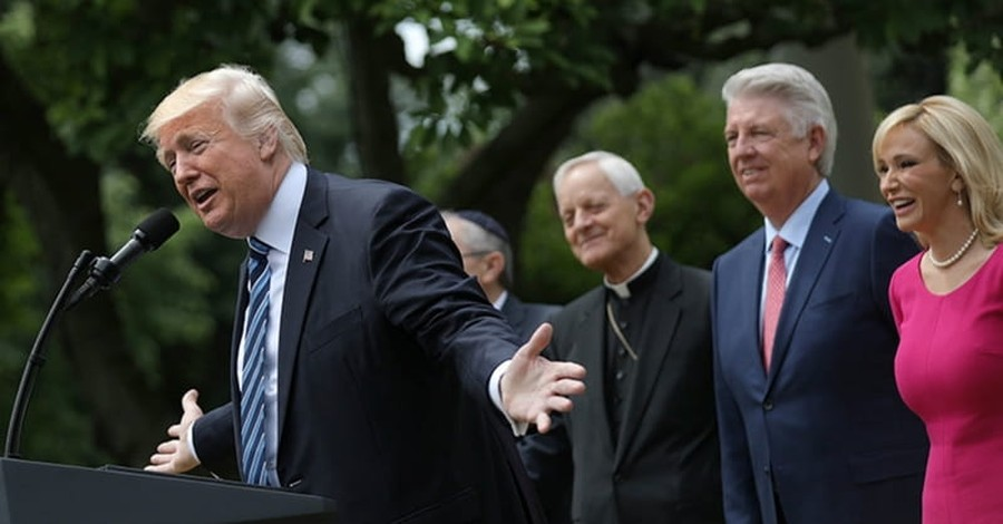 How Evangelicals Teamed Up with the White House on Prison Reform