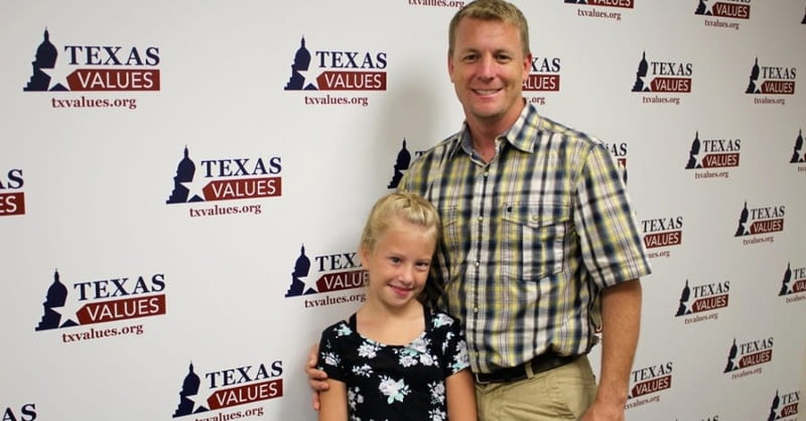 School Privacy Matters, Texas Dad and Daughter Tell State Lawmakers