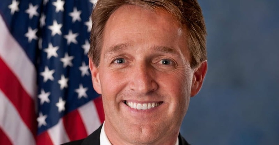 What Jeff Flake Says about Our Nation