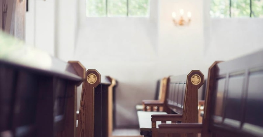 Report: 1 in 4 Church of England Congregations Has No Children
