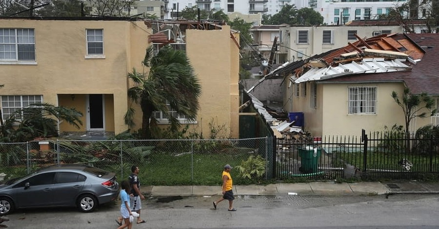 Responding to Irma: Good News in the News