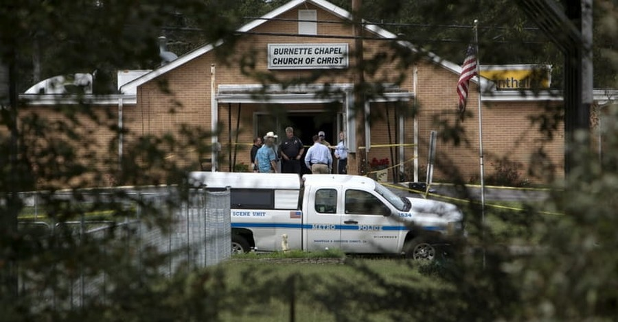 One Killed, Several Injured in Tennessee Church Shooting