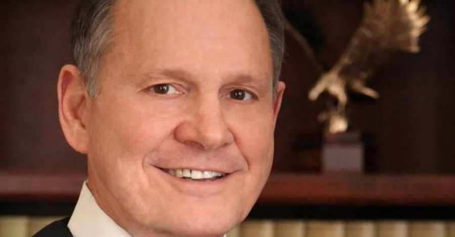 Franklin Graham, James Dobson Support Alabama Senate Candidate Roy Moore