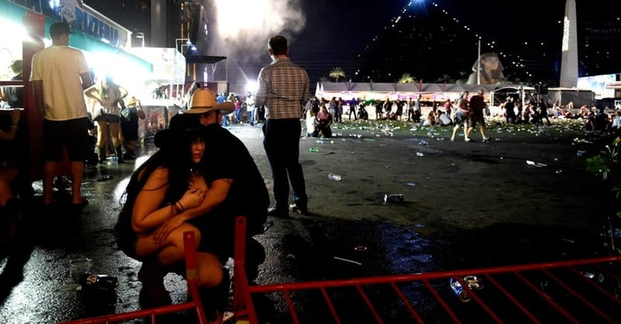 Shooting in Las Vegas Deadliest in Modern U.S. History