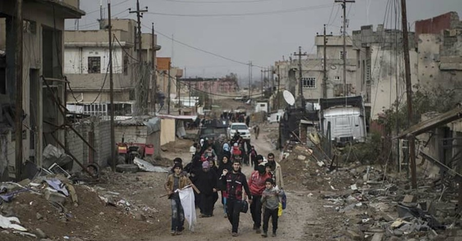 Christians and Yazidis in Iraq Stand on the Brink of Extinction