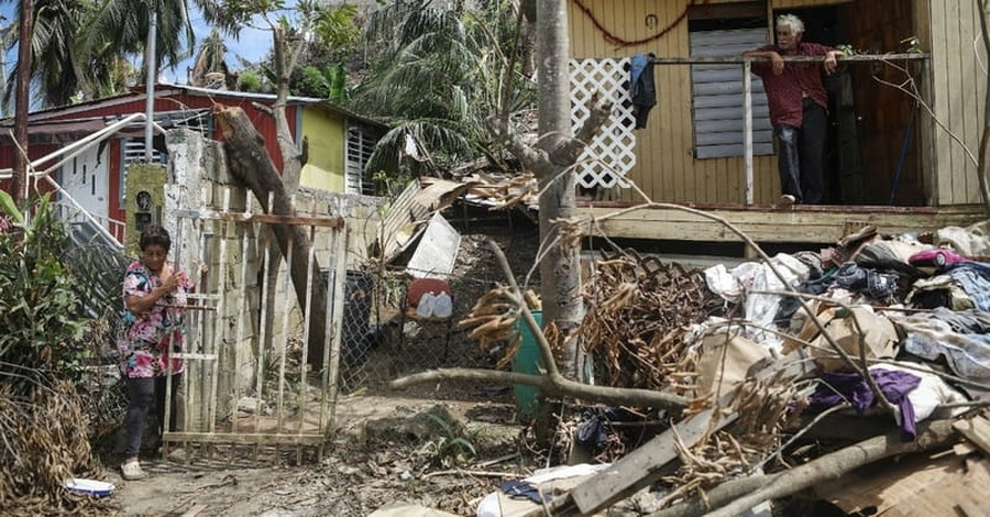 A Boatload of Help for Puerto Rico's Hurricane Victims