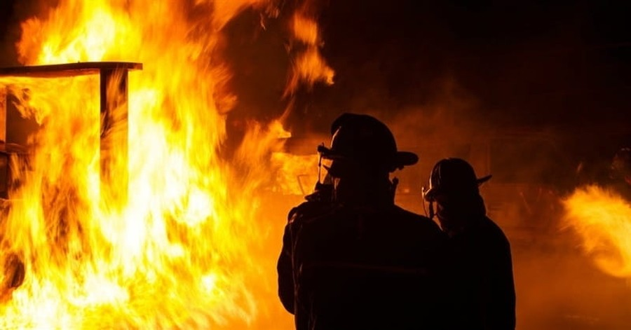 Couple Married 75 Years Die Together in Fire