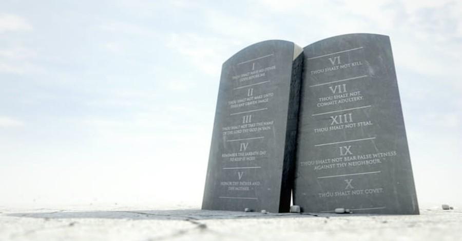 Satanic Temple Plans to Sue Arkansas over Ten Commandments Monument