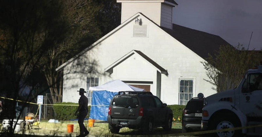 Man Who Helped Stop Texas Church Shooter is in Need of Prayer