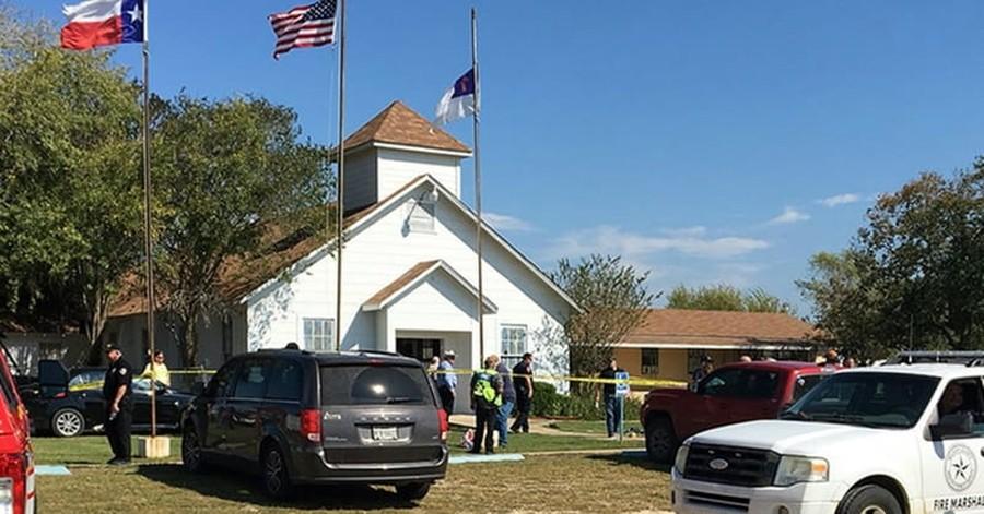 Churches Look to Tighten Security, Even Arm Congregants, after Texas Shooting