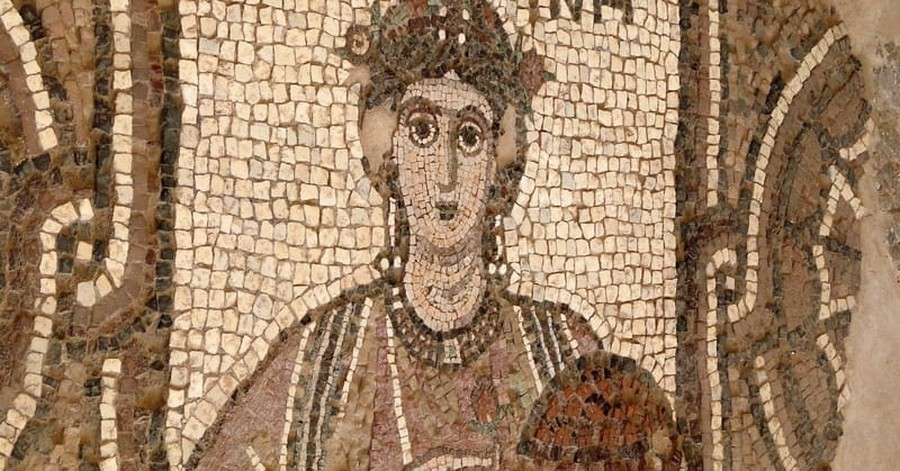 1,800-Year-Old Roman Mosaic is Discovered in Israel