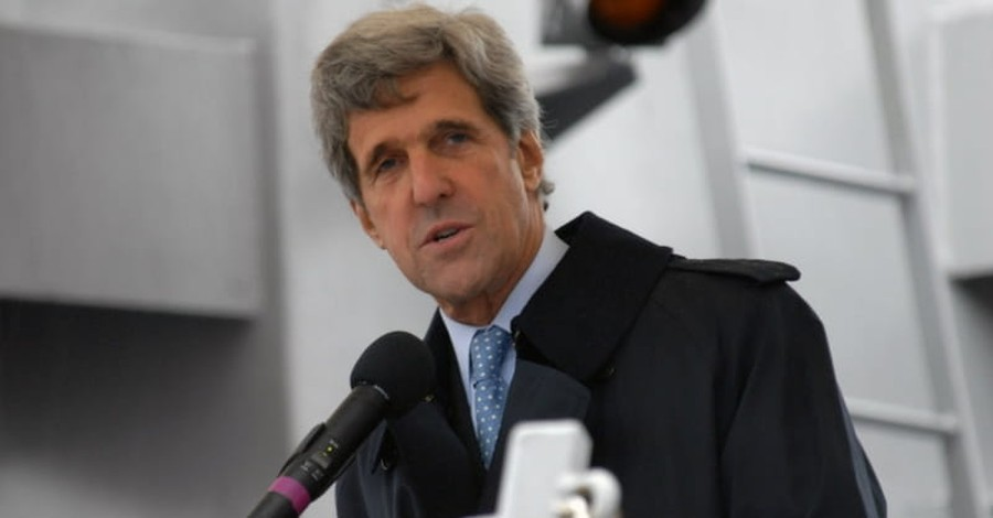 John Kerry Accuses Israel of Failing to Work for Peace