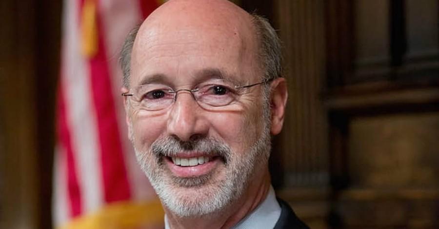 Pennsylvania Gov. Vetoes 20-Week Abortion Ban