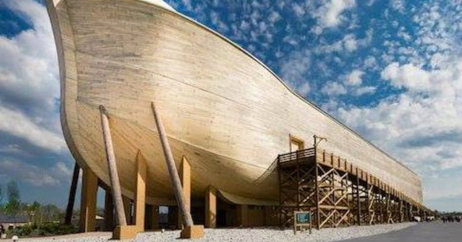 Rocker Ozzy Osbourne Visits Ark Encounter and Has Shocking Reaction
