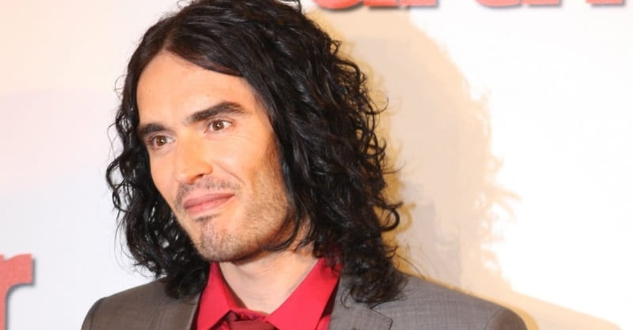 Russell Brand Speaks out about Overcoming Addiction through Faith