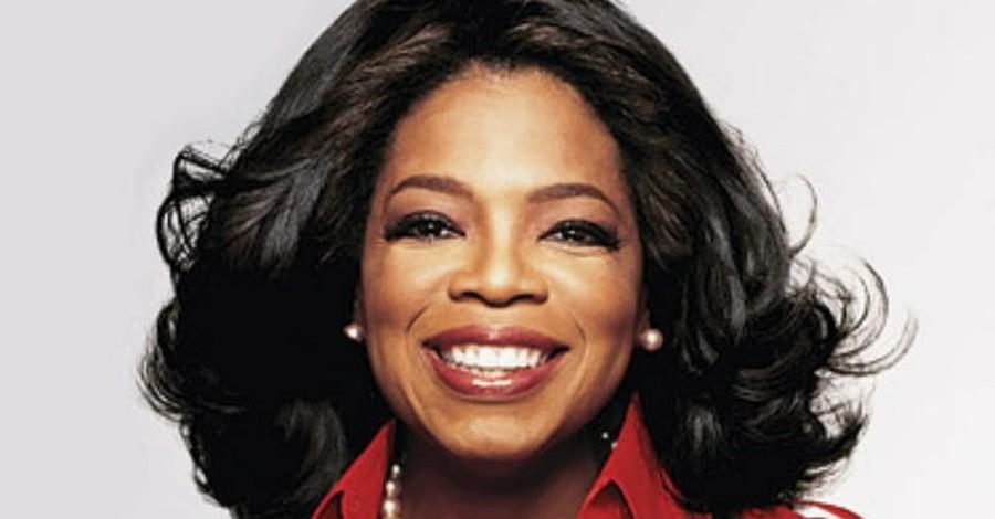 Oprah's Golden Globes Speech Sparks Rumors of Presidential Run