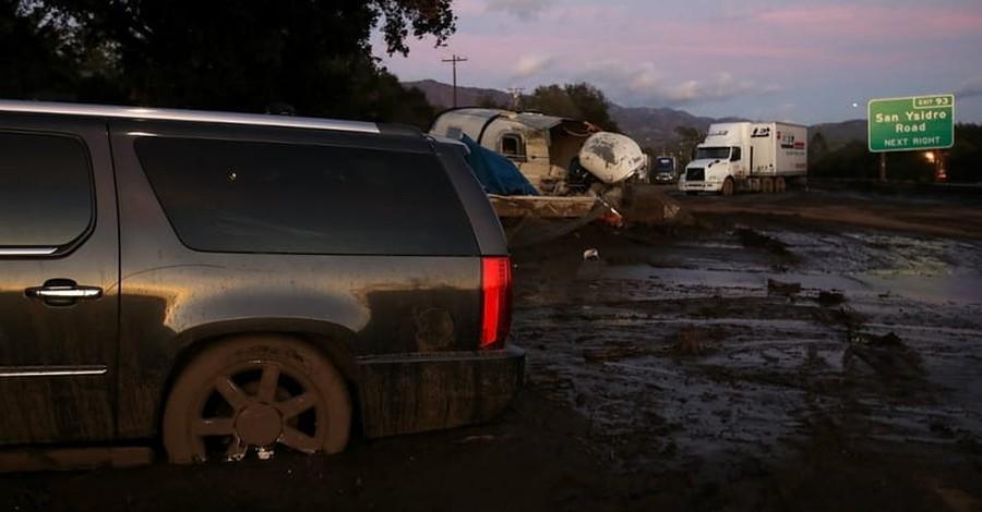 California Mudslides Kill at Least 17