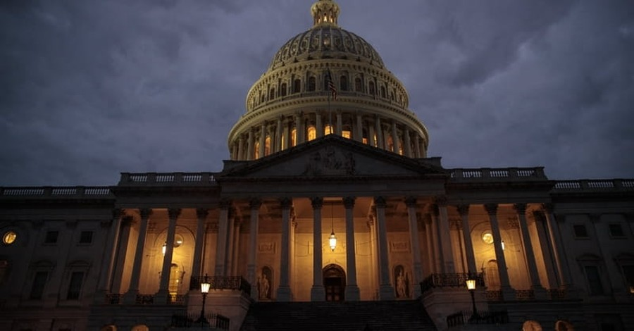 Government Shutdown Vote Planned for Noon Today