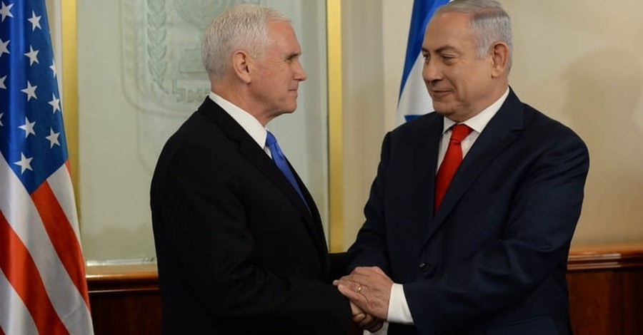 VP Pence Says U.S. Embassy Will be Moved to Jerusalem 'Before the End of the Year'