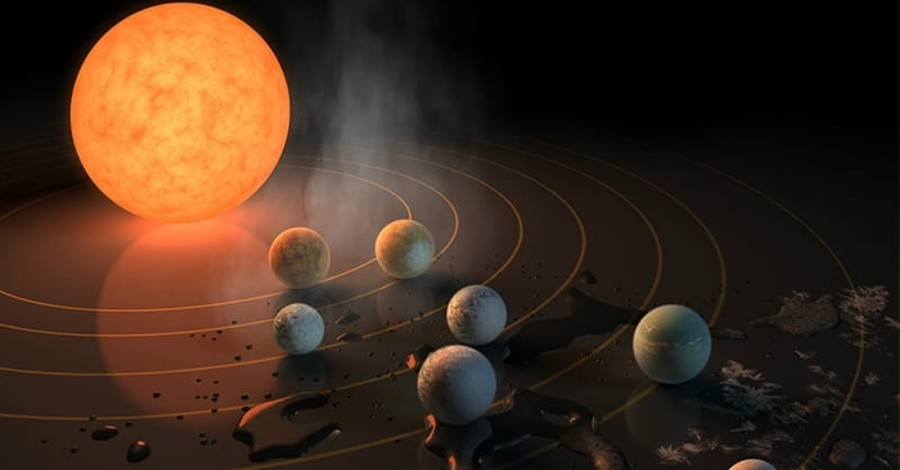 Unique in the Universe: How Our Solar System Points to a Creator