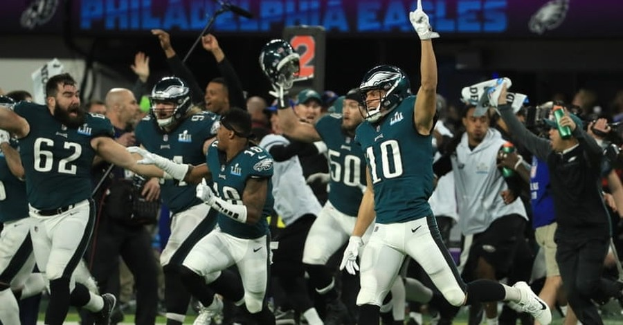 Philadelphia's Faith-Filled Football Champions: A Story behind the Super Bowl Win